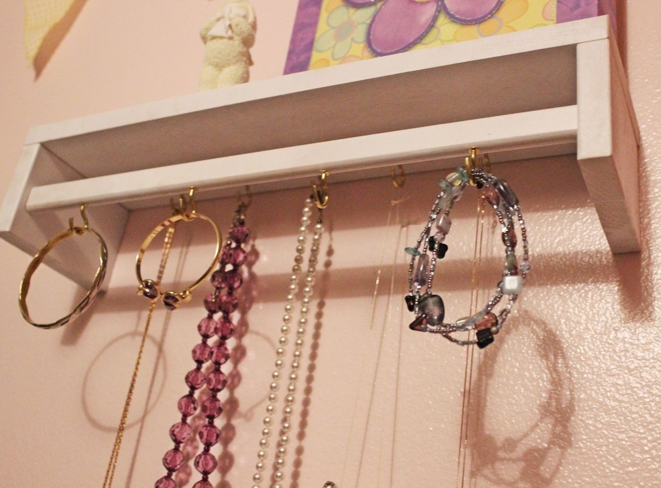 Best ideas about DIY Jewelry Rack . Save or Pin DIY Jewelry Holder out of Spice Rack IKEA Hack Now.