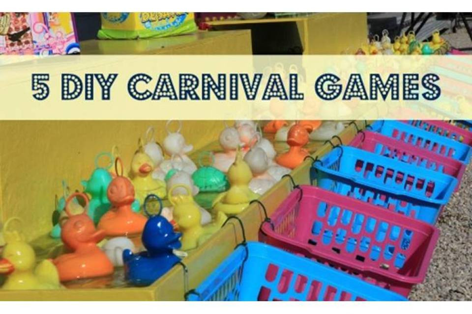 Best ideas about DIY Kids Carnival Games . Save or Pin 5 DIY Carnival Games You can Make at Home Bedtime Now.