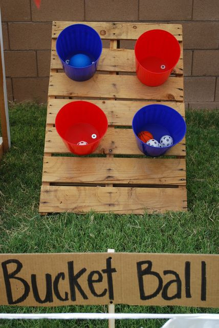 Best ideas about DIY Kids Carnival Games . Save or Pin Free Plans For Building Carnival Games WoodWorking Now.