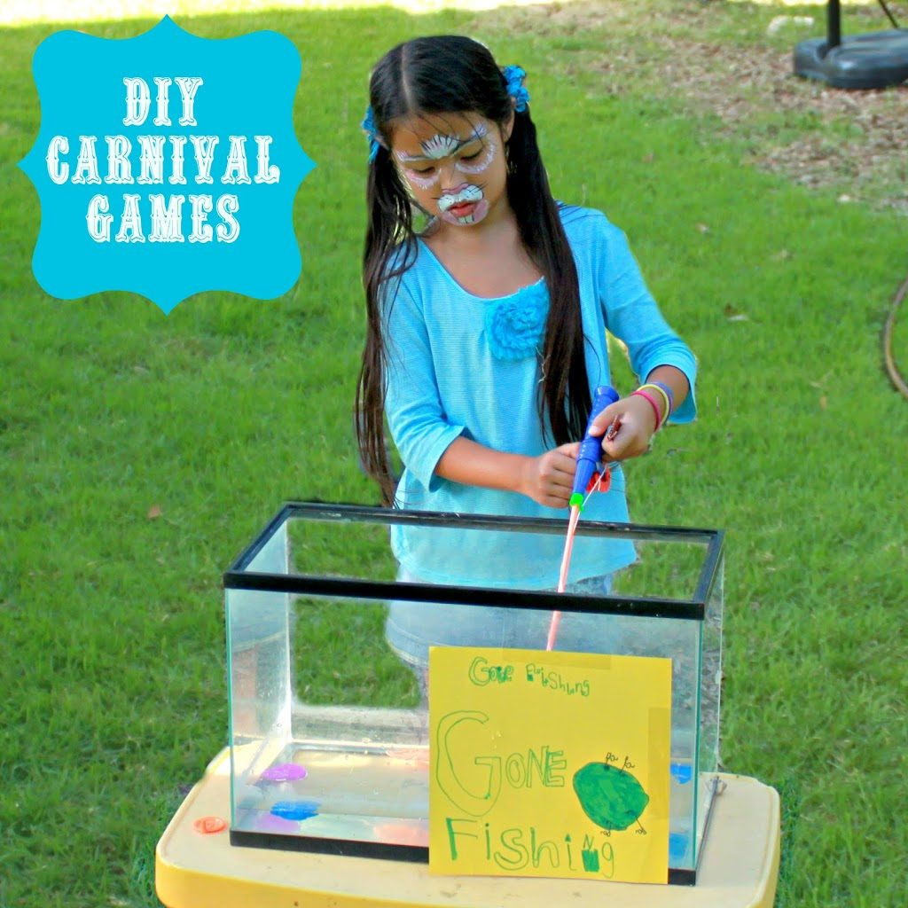 Best ideas about DIY Kids Carnival Games . Save or Pin Vintage Book Party Carnival Games Morena s Corner Now.
