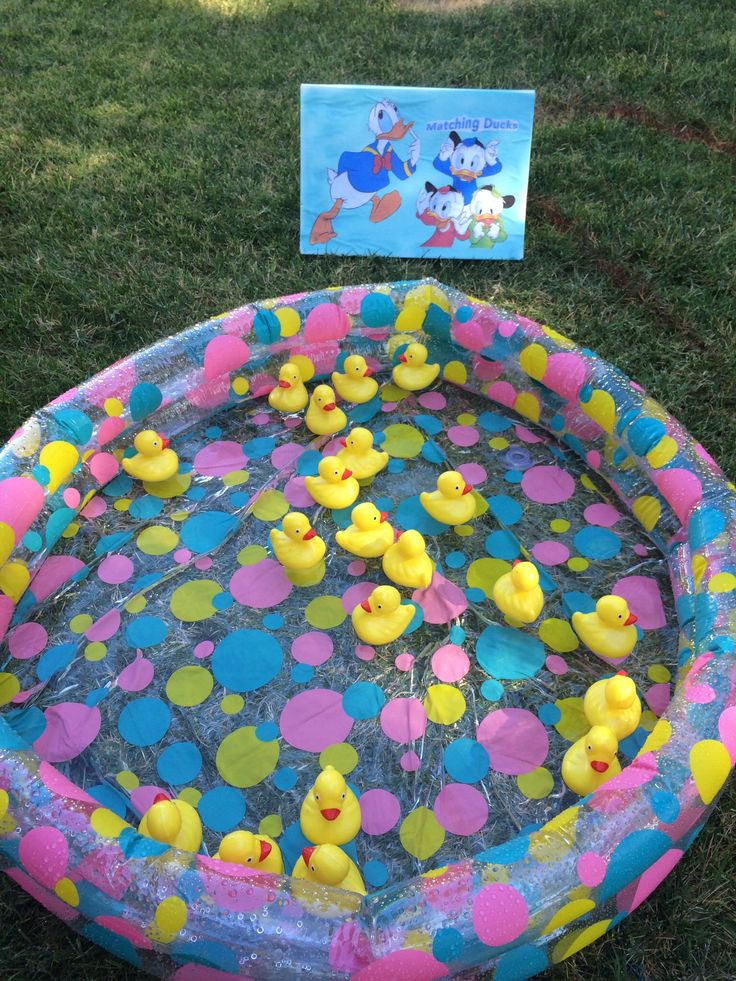Best ideas about DIY Kids Carnival Games . Save or Pin Homemade carnival game Carnival games Now.