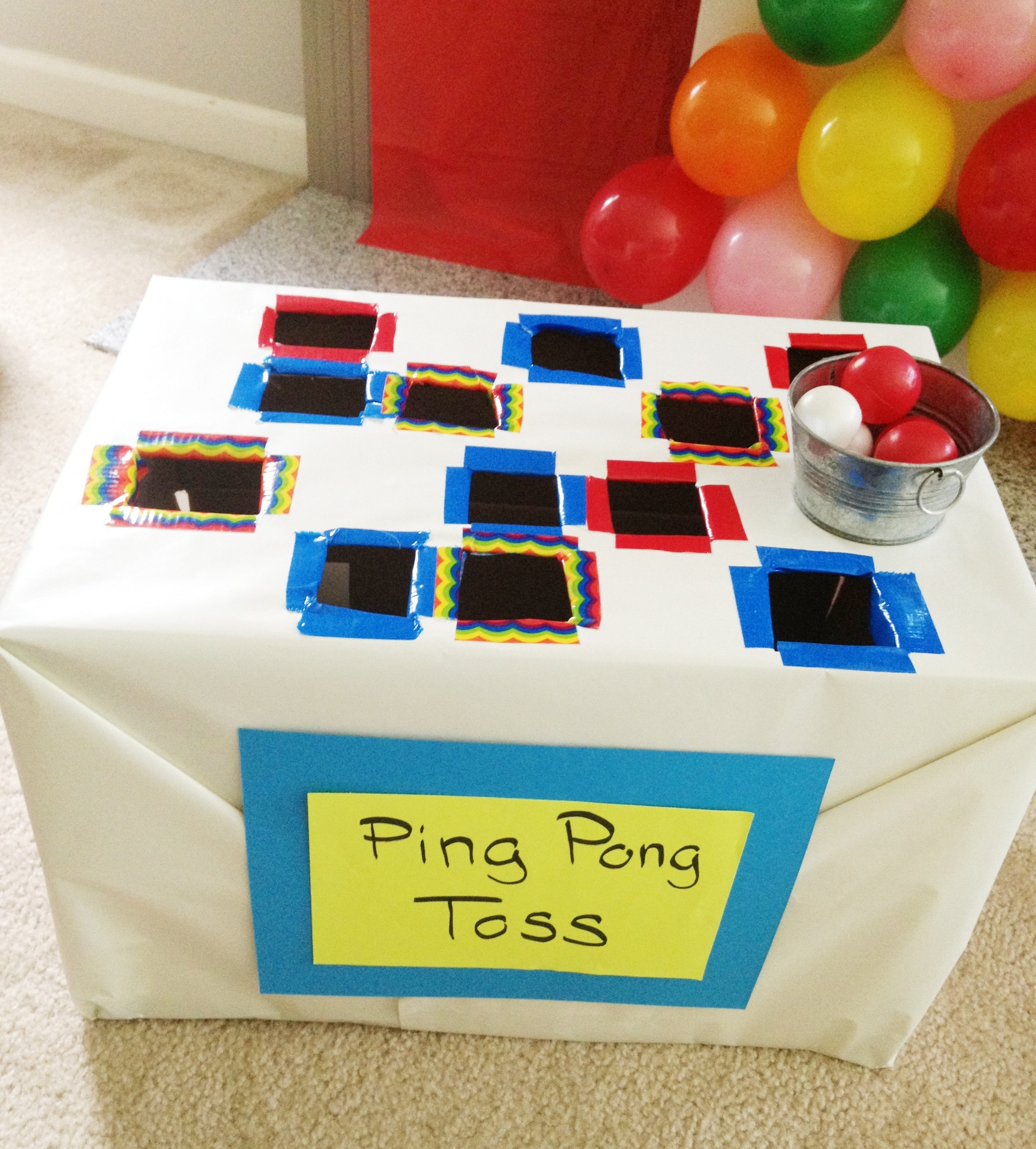 Best ideas about DIY Kids Carnival Games . Save or Pin Fair Themed Family Fun Now.
