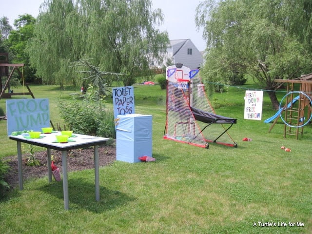 Best ideas about DIY Kids Carnival Games . Save or Pin DIY Games and Crafts for the Summer A Turtle s Life for Me Now.
