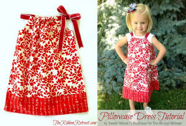 Best ideas about DIY Kids Clothing . Save or Pin 10 DIY Clothes Ideas & Tutorials for Kids Noted List Now.