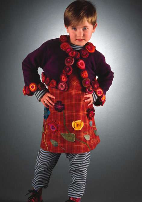 Best ideas about DIY Kids Clothing . Save or Pin Garish Kid Clothes diy kids clothing Now.