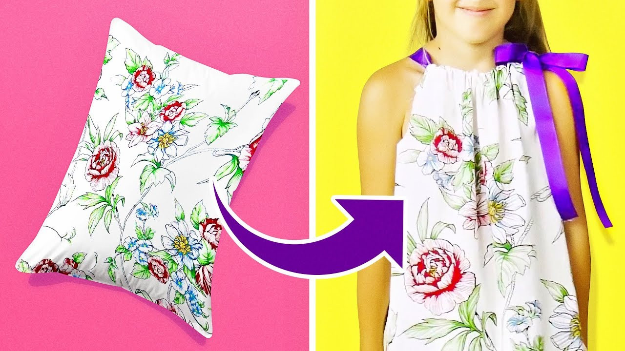 Best ideas about DIY Kids Clothing . Save or Pin 13 EASY DIY CLOTHING HACKS FOR KIDS Now.