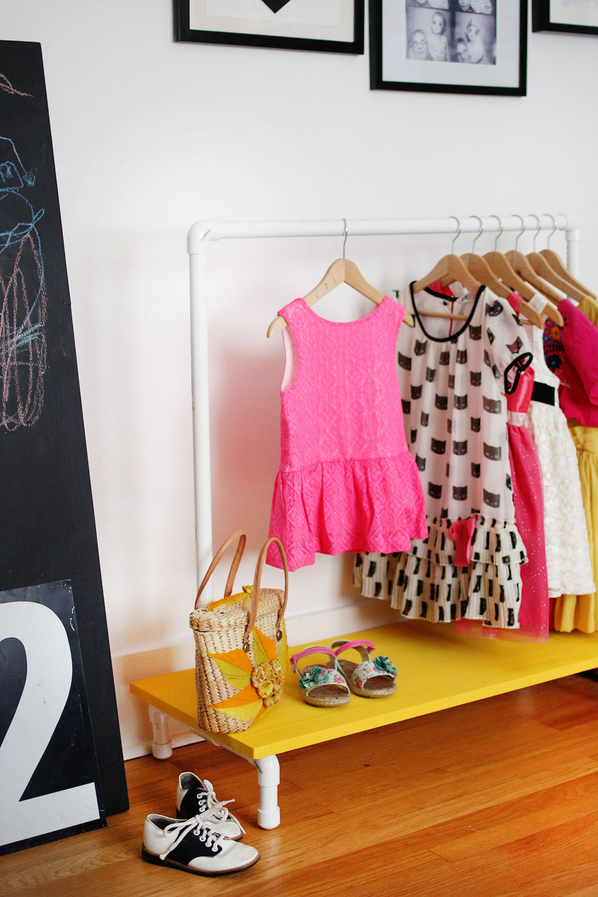 Best ideas about DIY Kids Clothing . Save or Pin Kids Clothes Rack DIY A Beautiful Mess Now.