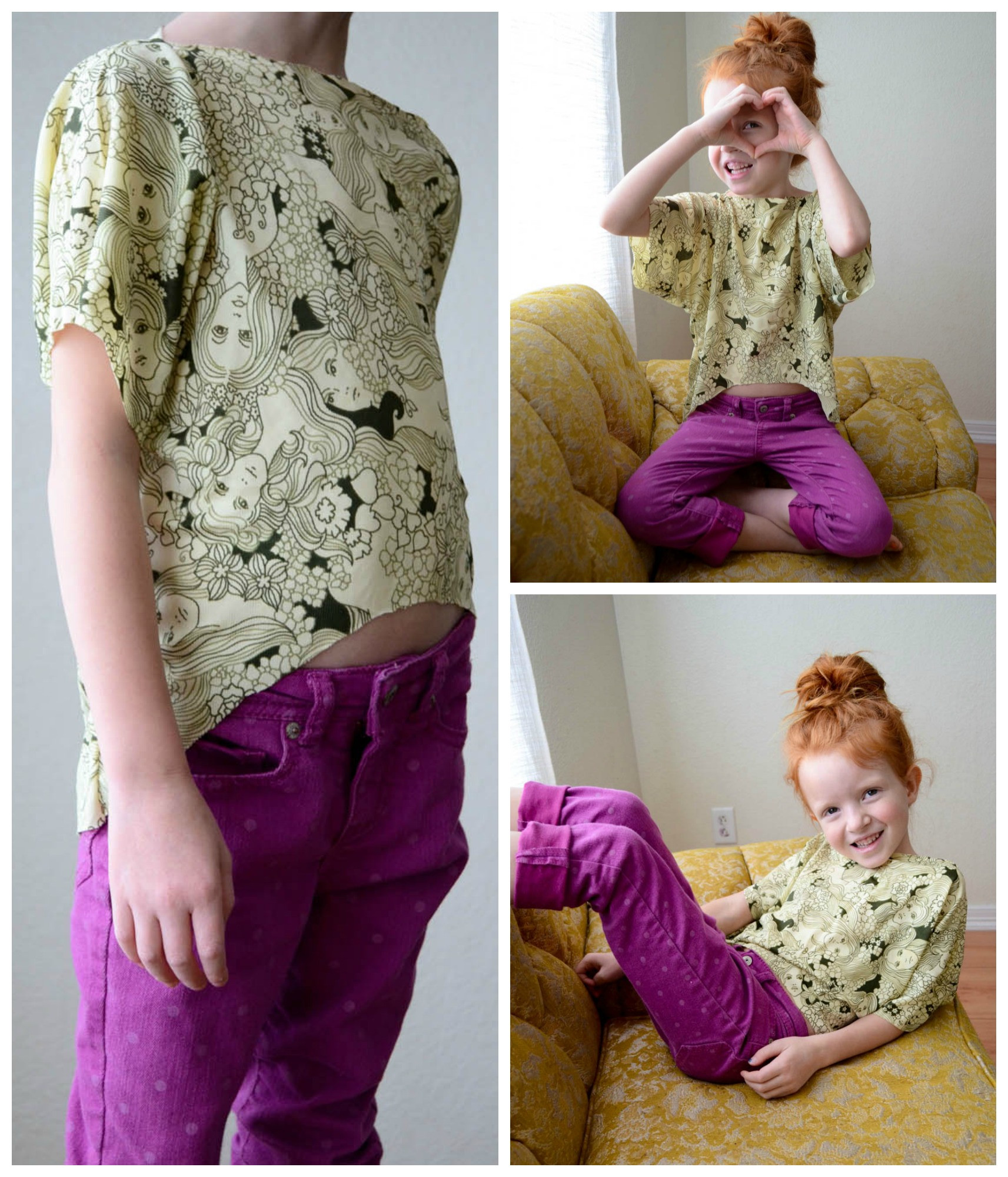 Best ideas about DIY Kids Clothing . Save or Pin MayDae Now.
