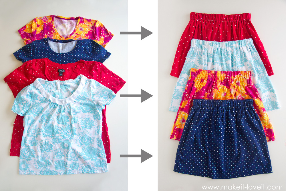 Best ideas about DIY Kids Clothing . Save or Pin Turn Adult Shirts Into Kids Clothes 5 Ways diy Thought Now.