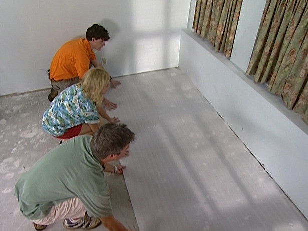 Best ideas about DIY Laminate Floor Installation . Save or Pin How to Install Laminate Flooring how tos Now.