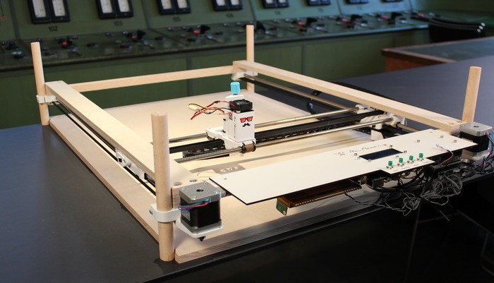 Best ideas about DIY Laser Cutter Kit . Save or Pin Two laser cutter project on Kickstarter Page 1 Now.
