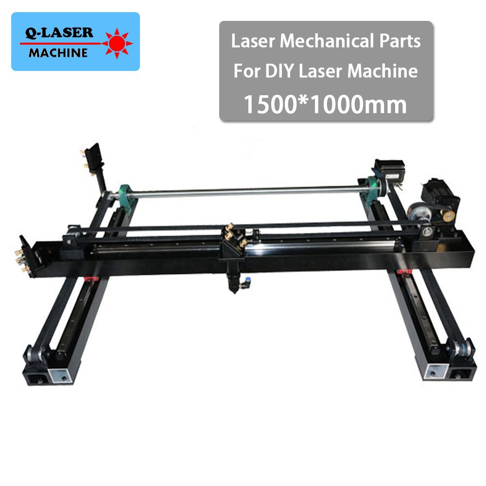 Best ideas about DIY Laser Cutter Kit . Save or Pin Whole Set Co2 Laser Parts 1500 1000mm DIY Laser Mechanical Now.