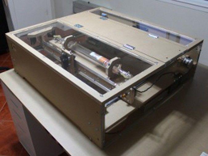"Best ideas about DIY Laser Cutter Kit . Save or Pin Laser Engraver Cutter DIY Machine Kit 40 Watt ""blackTooth Now."