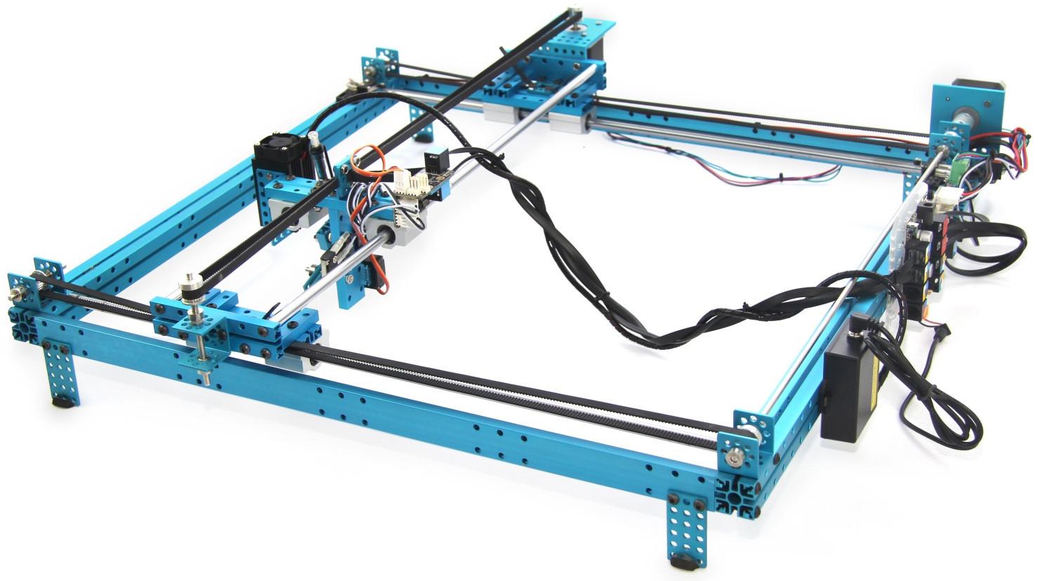 Best ideas about DIY Laser Cutter Kit . Save or Pin Makeblock Laser Engraver for XY Plotter Robot Kit V2 0 Now.
