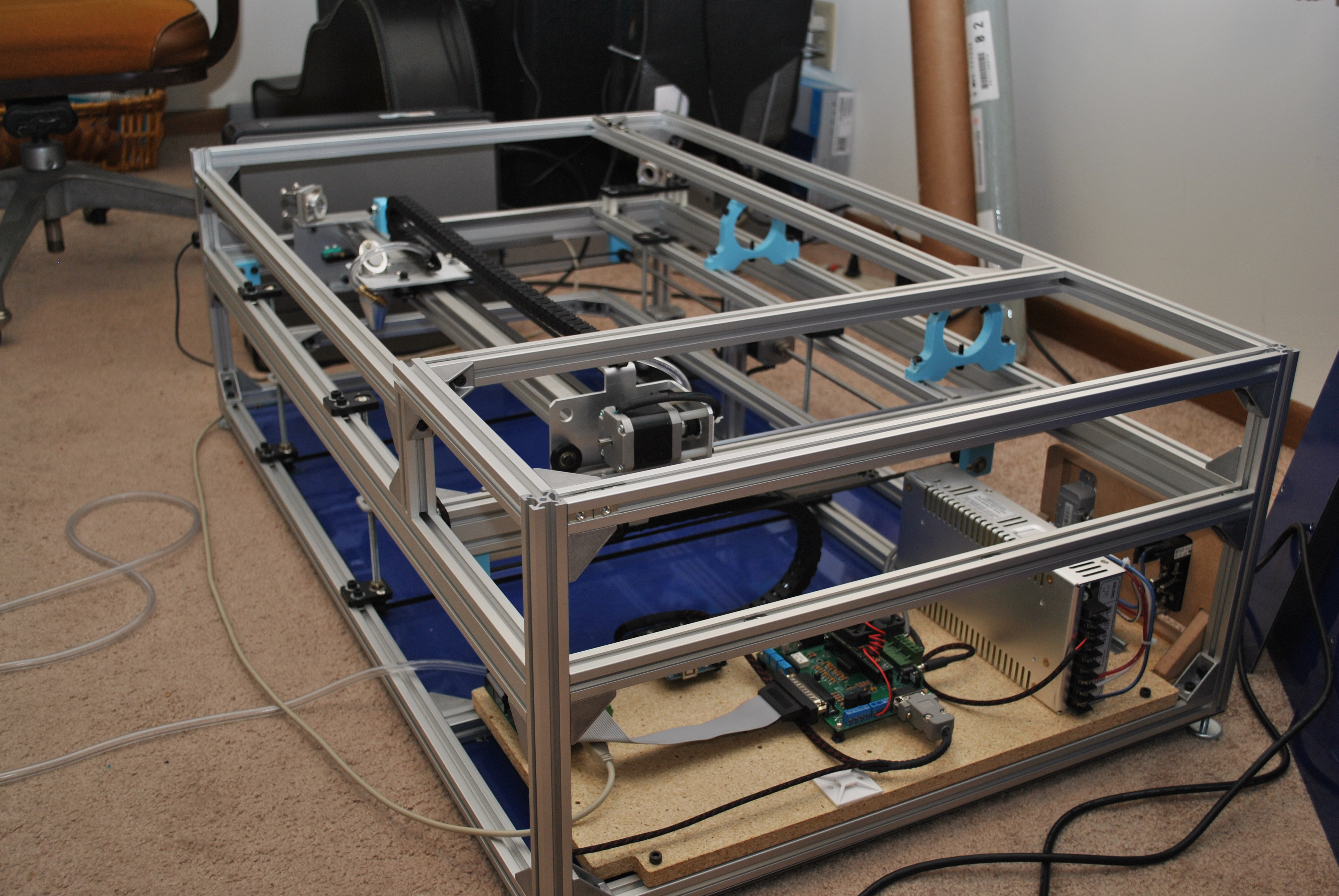 Best ideas about DIY Laser Cutter Kit . Save or Pin Diy Laser Cutter Kit Now.