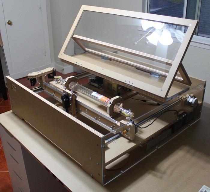 Best ideas about DIY Laser Cutter Kit . Save or Pin DIY Laser Cutter Kit on Kickstarter Now.