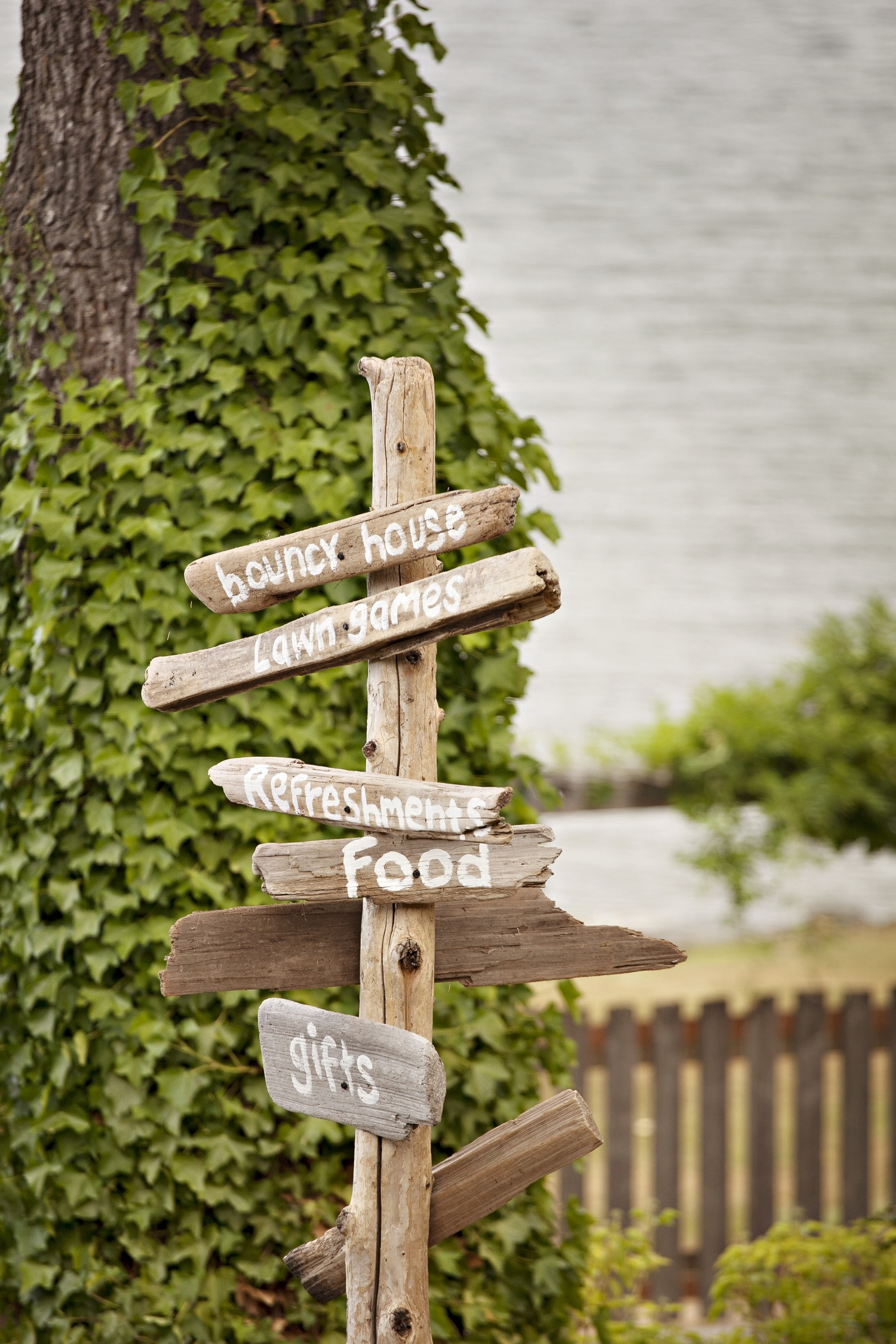 Best ideas about DIY Outdoor Sign . Save or Pin DIY wedding signs for outdoor Washington wedding Now.