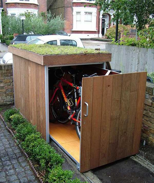 Best ideas about DIY Outdoor Storage Box . Save or Pin 24 Practical DIY Storage Solutions for Your Garden and Now.