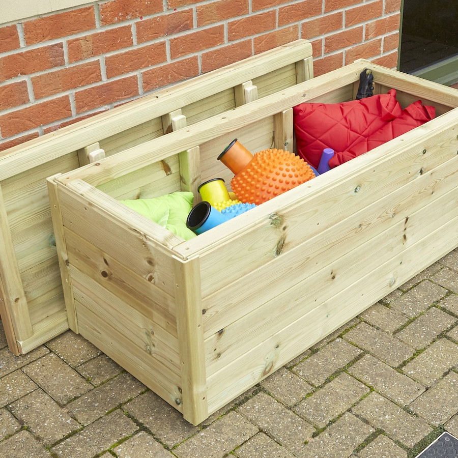 Best ideas about DIY Outdoor Storage Box . Save or Pin Wood Garden Storage Boxes Now.