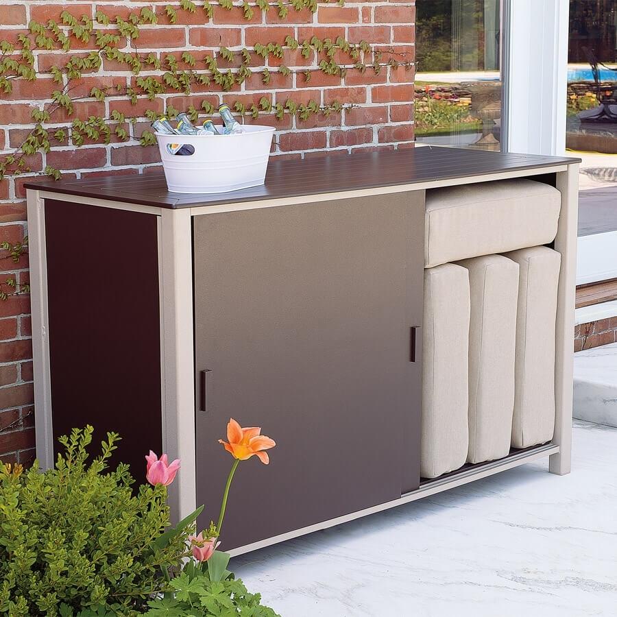 Best ideas about DIY Outdoor Storage Box . Save or Pin Waterproof Outdoor Cushion Storage Box Idea — Bistrodre Now.