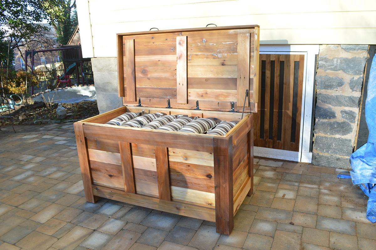 Best ideas about DIY Outdoor Storage Box . Save or Pin DIY Outdoor Storage Box Now.