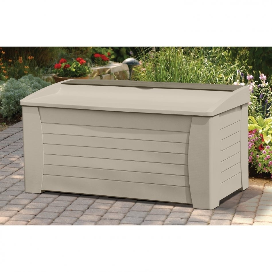 Best ideas about DIY Outdoor Storage Box . Save or Pin Outdoor Cushion Storage Box Now.