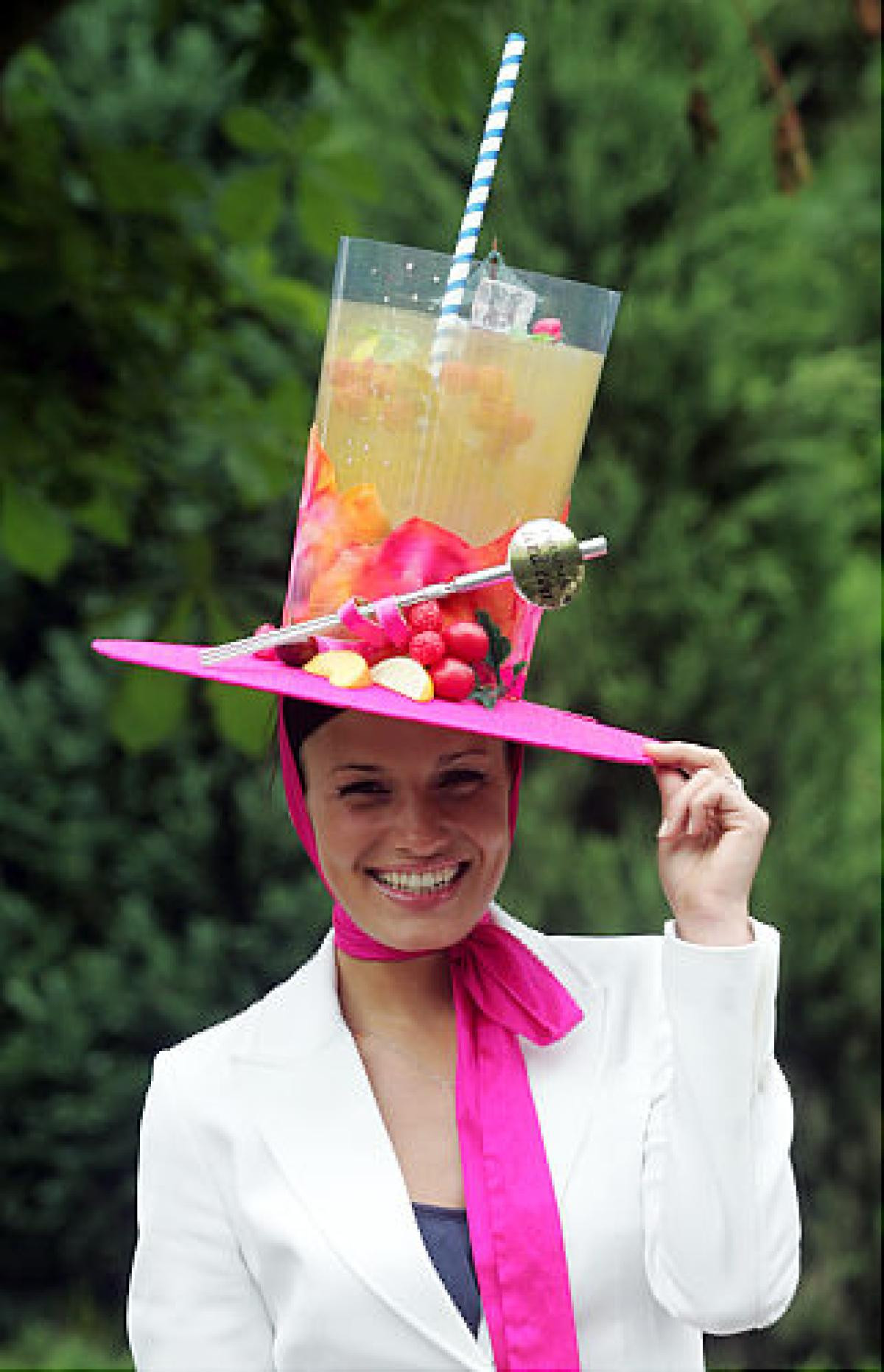 Best ideas about DIY Party Hats For Adults . Save or Pin Place Your Bets for These Kentucky Derby Hats Now.