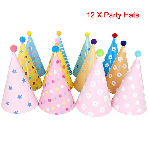 Best ideas about DIY Party Hats For Adults . Save or Pin Birthday Party Hats Birthday Tea Party Hats Decorations Now.