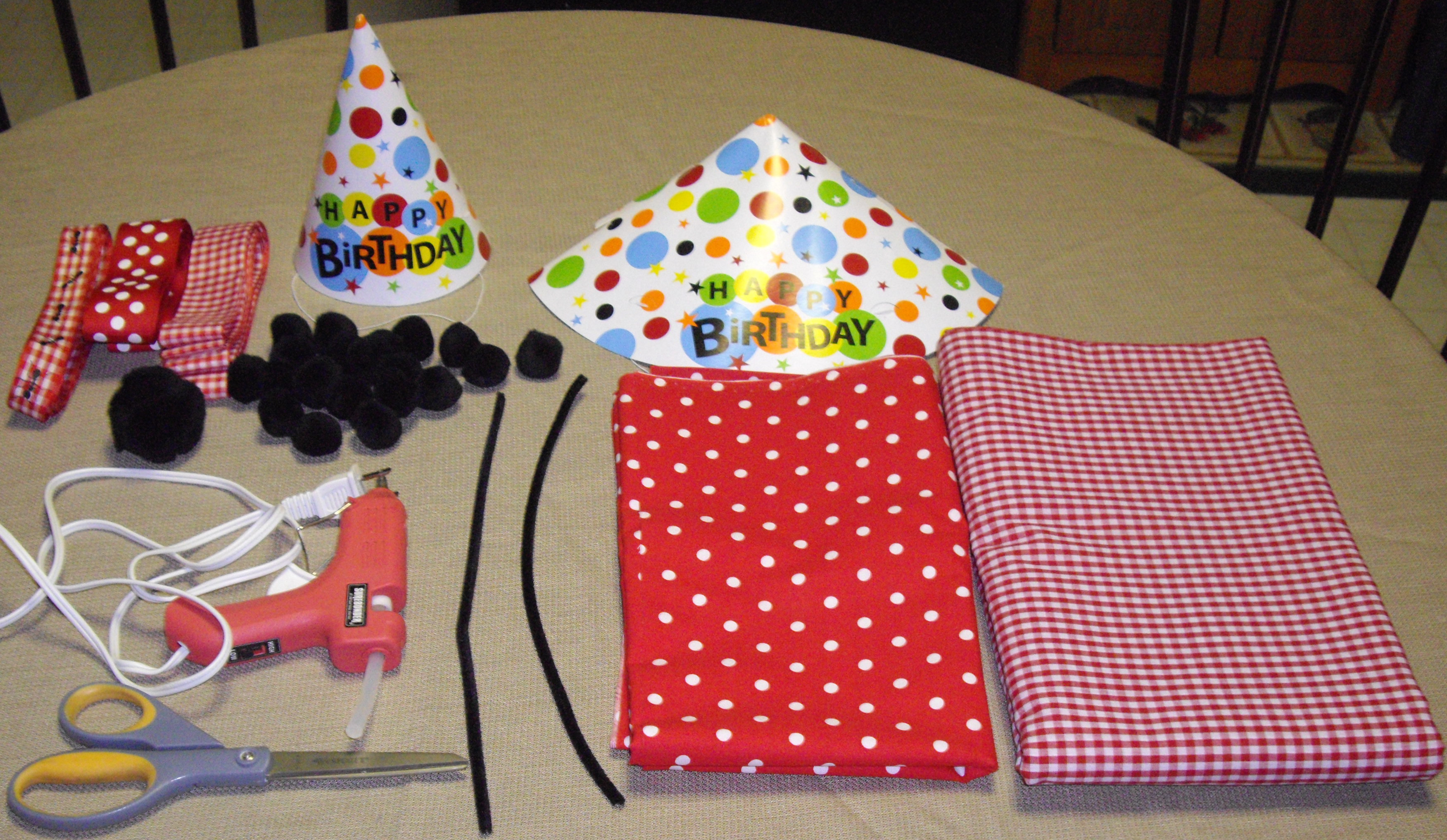 Best ideas about DIY Party Hats For Adults . Save or Pin Diy Fabric Birthday Party Hat diy project how to make a Now.