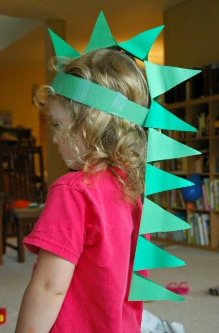 Best ideas about DIY Party Hats For Adults . Save or Pin 21 Dinosaur Crafts Ideas Spaceships and Laser Beams Now.