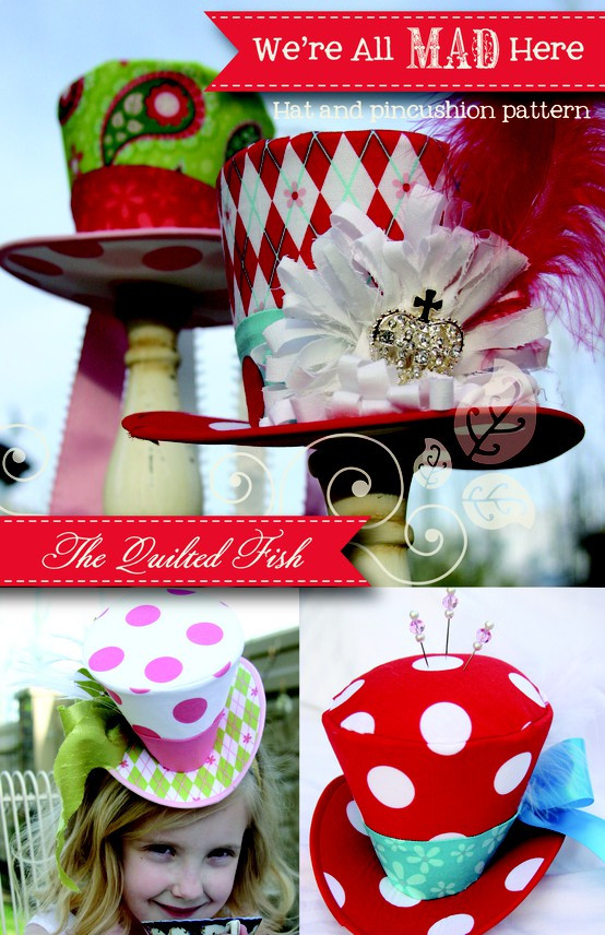 Best ideas about DIY Party Hats For Adults . Save or Pin Alice in Wonderland Mad Hatters Tea Party Ideas Now.