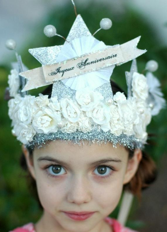 Best ideas about DIY Party Hats For Adults . Save or Pin Items similar to FRENCH JOYEUX ANNIVERSAIRE Happy Now.