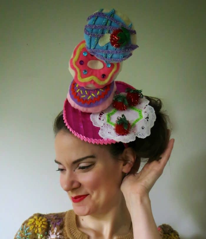 Best ideas about DIY Party Hats For Adults . Save or Pin 17 Gorgeous Hat Design Ideas for Girls SheIdeas Now.