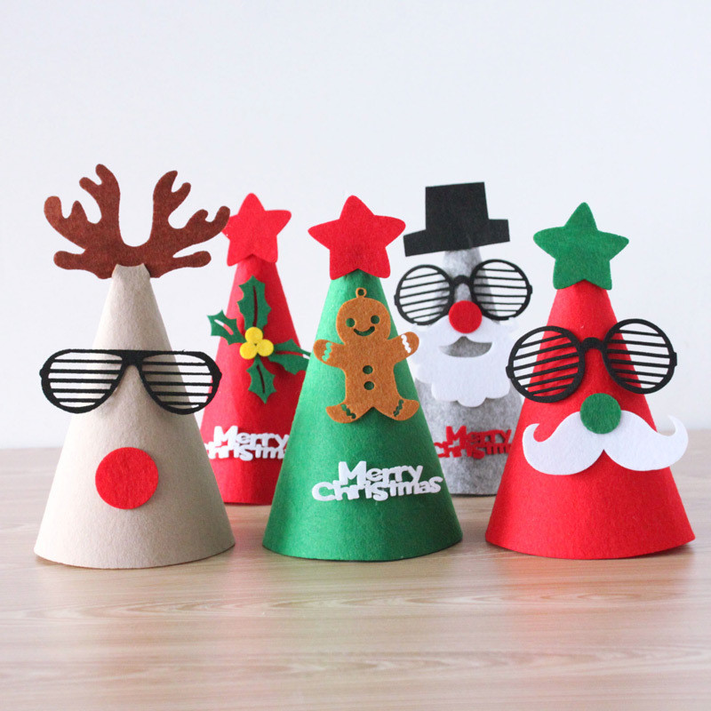 Best ideas about DIY Party Hats For Adults . Save or Pin Christmas Decorations Supplies Children Adult Christmas Now.