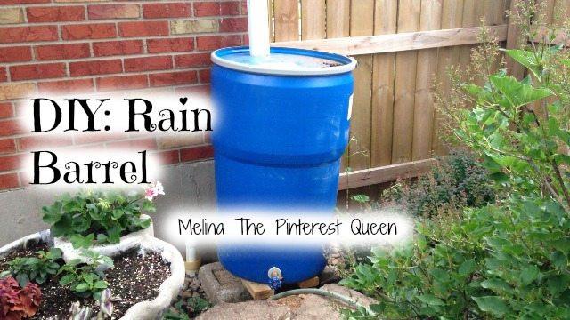 Best ideas about DIY Rain Barrel Kit . Save or Pin DIY Rain Barrel Now.