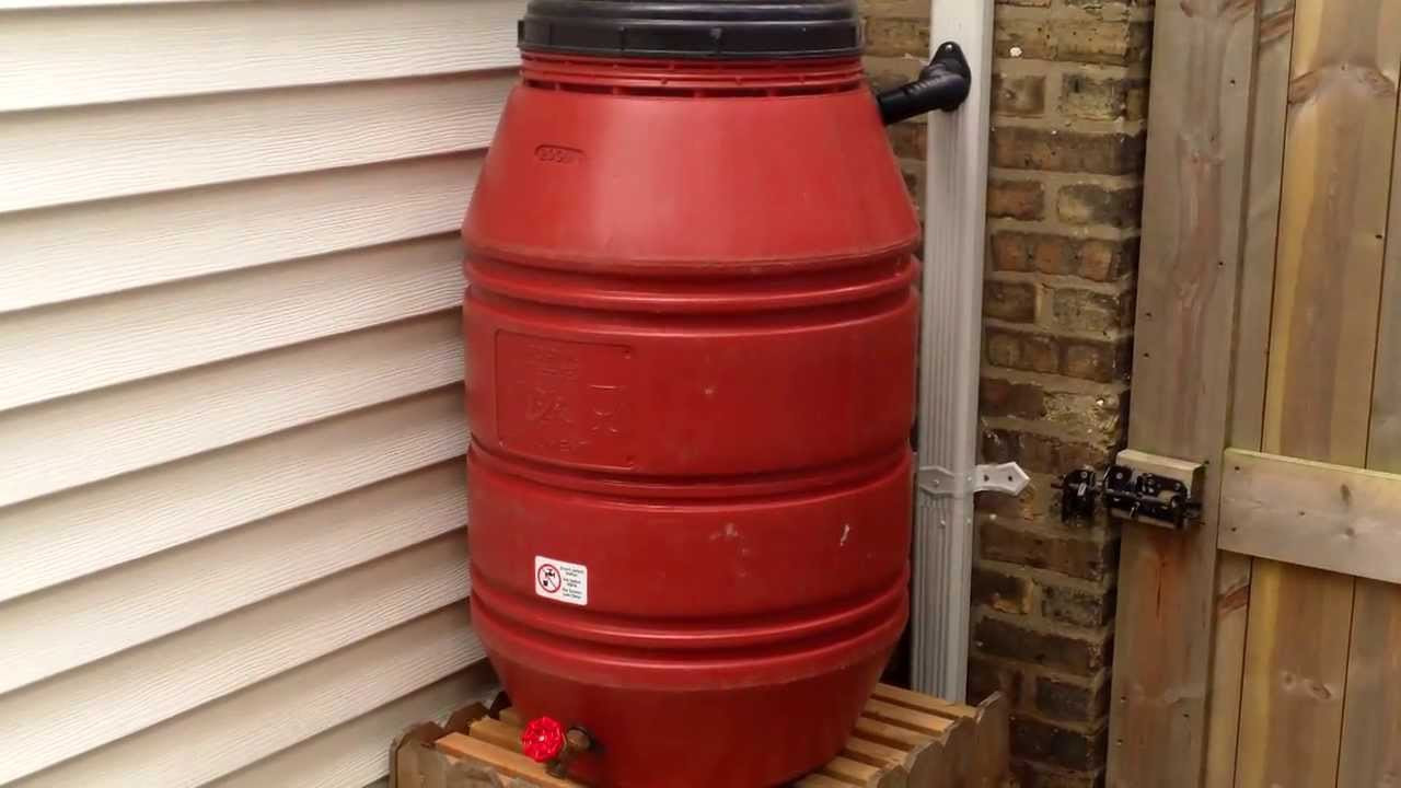 Best ideas about DIY Rain Barrel Kit . Save or Pin Rain Barrel Conversion Using EarthMinded DIY Rain Barrel Now.
