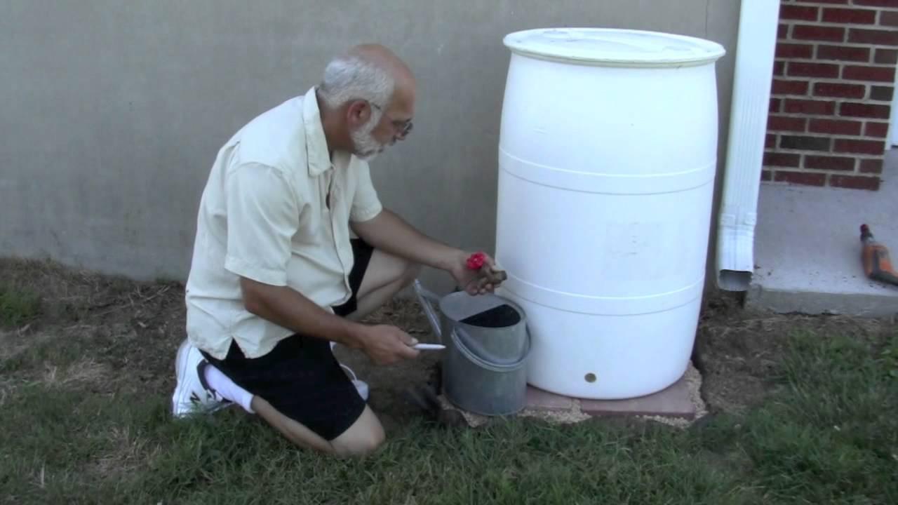 Best ideas about DIY Rain Barrel Kit . Save or Pin DIY Rain Barrel Kit Now.