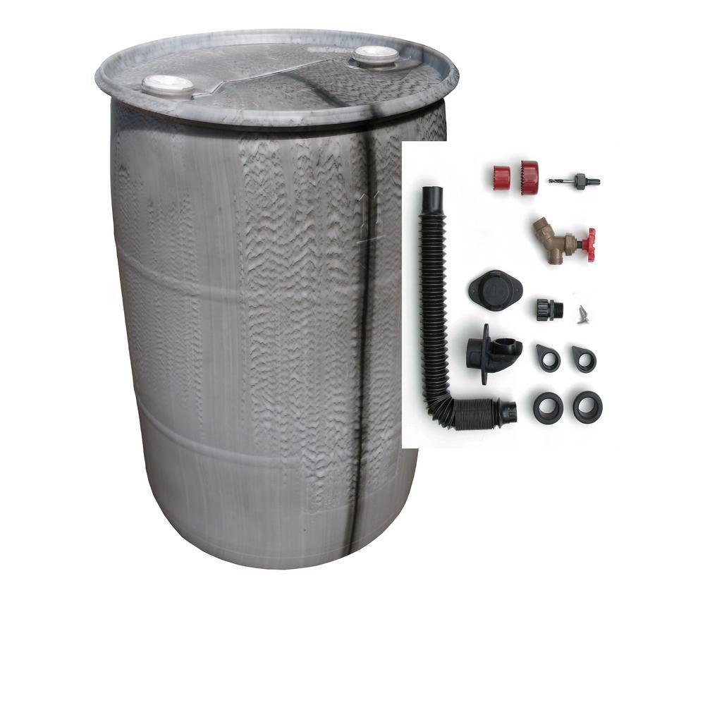 Best ideas about DIY Rain Barrel Kit . Save or Pin EarthMinded UGLY 55 Gal f Color DIY Rain Barrel Bundle Now.