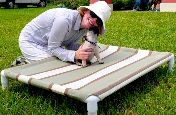 Best ideas about DIY Raised Dog Bed . Save or Pin 25 Fabulous DIY Pet Bed Ideas rt 2 The Cottage Market Now.