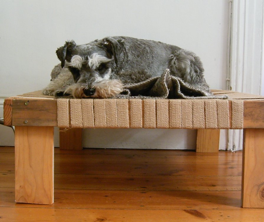 Best ideas about DIY Raised Dog Bed . Save or Pin Simple and Stylish DIY Pet Beds Now.