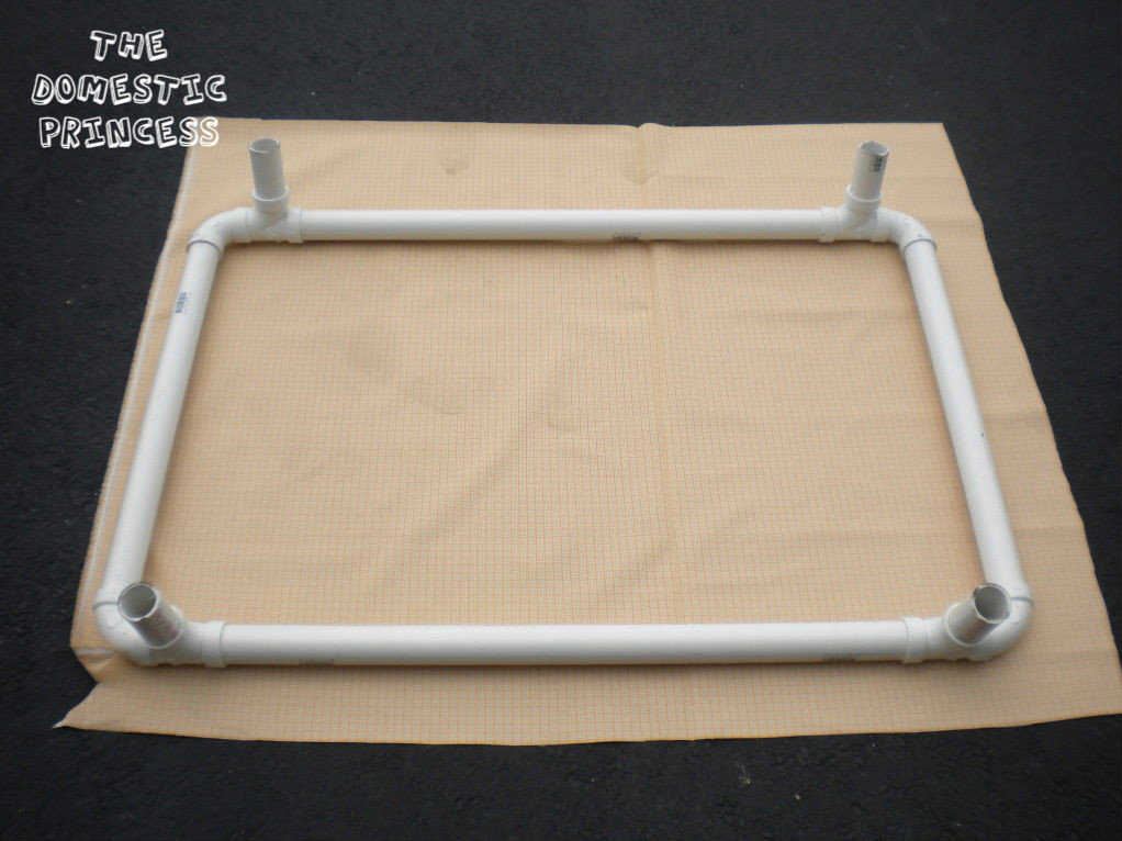 Best ideas about DIY Raised Dog Bed . Save or Pin The Domestic Princess DIY Raised Dog Bed Now.