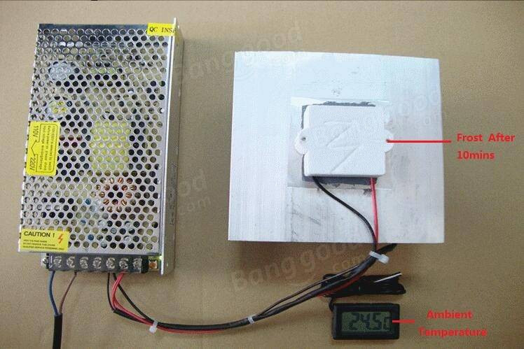 Best ideas about DIY Refrigerator Kit . Save or Pin DIY XD 221 12V DC 6A 73W Semiconductor Refrigerator Now.