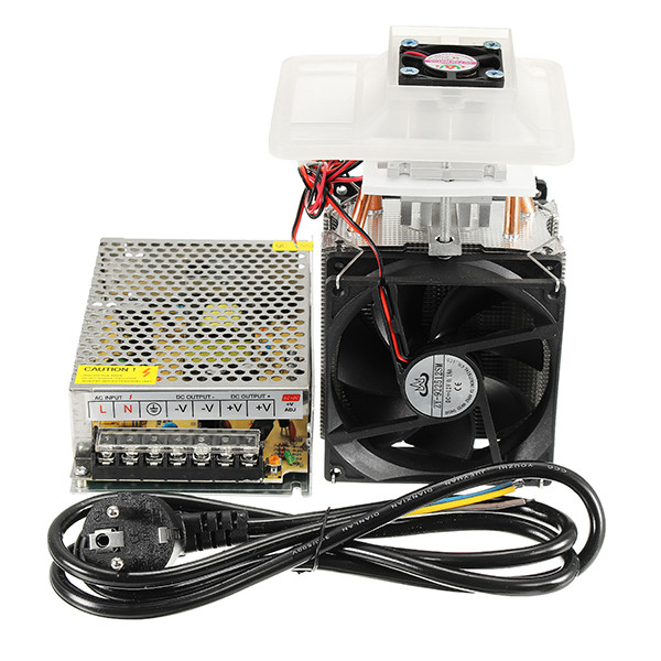 Best ideas about DIY Refrigerator Kit . Save or Pin Geekcreit 12V 10A Electronic Refrigerator Production Kit Now.