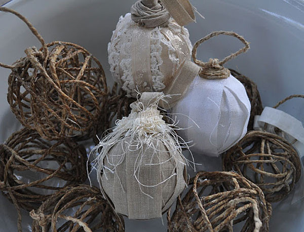 Best ideas about DIY Rustic Christmas Ornaments . Save or Pin Ten Easy DIY Christmas Ornaments Rustic Crafts & Chic Decor Now.