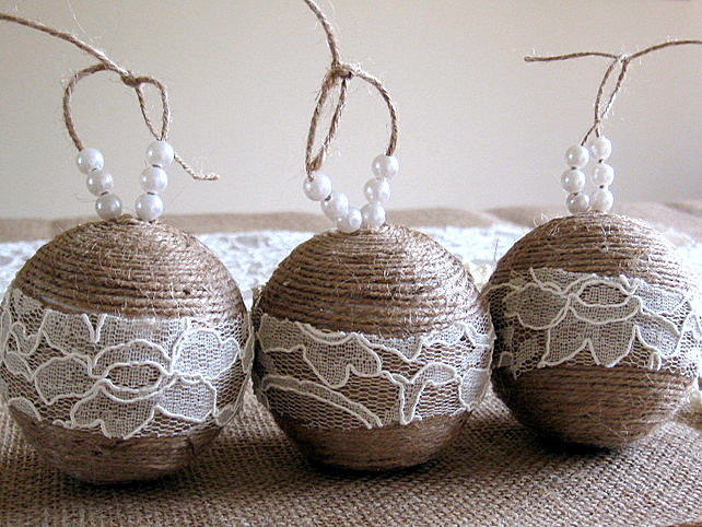 Best ideas about DIY Rustic Christmas Ornaments . Save or Pin 30 DIY Rustic Christmas Ornaments Ideas Now.