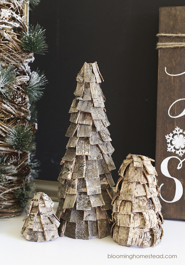 Best ideas about DIY Rustic Christmas Ornaments . Save or Pin Top DIY Rustic Christmas Decorating Ideas • The Bud Now.