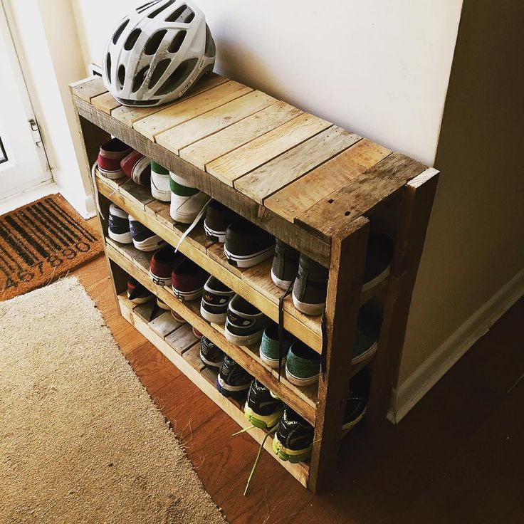 Best ideas about DIY Shoes Rack Ideas . Save or Pin Pin by Adri Carolina on Designs Pinterest Now.