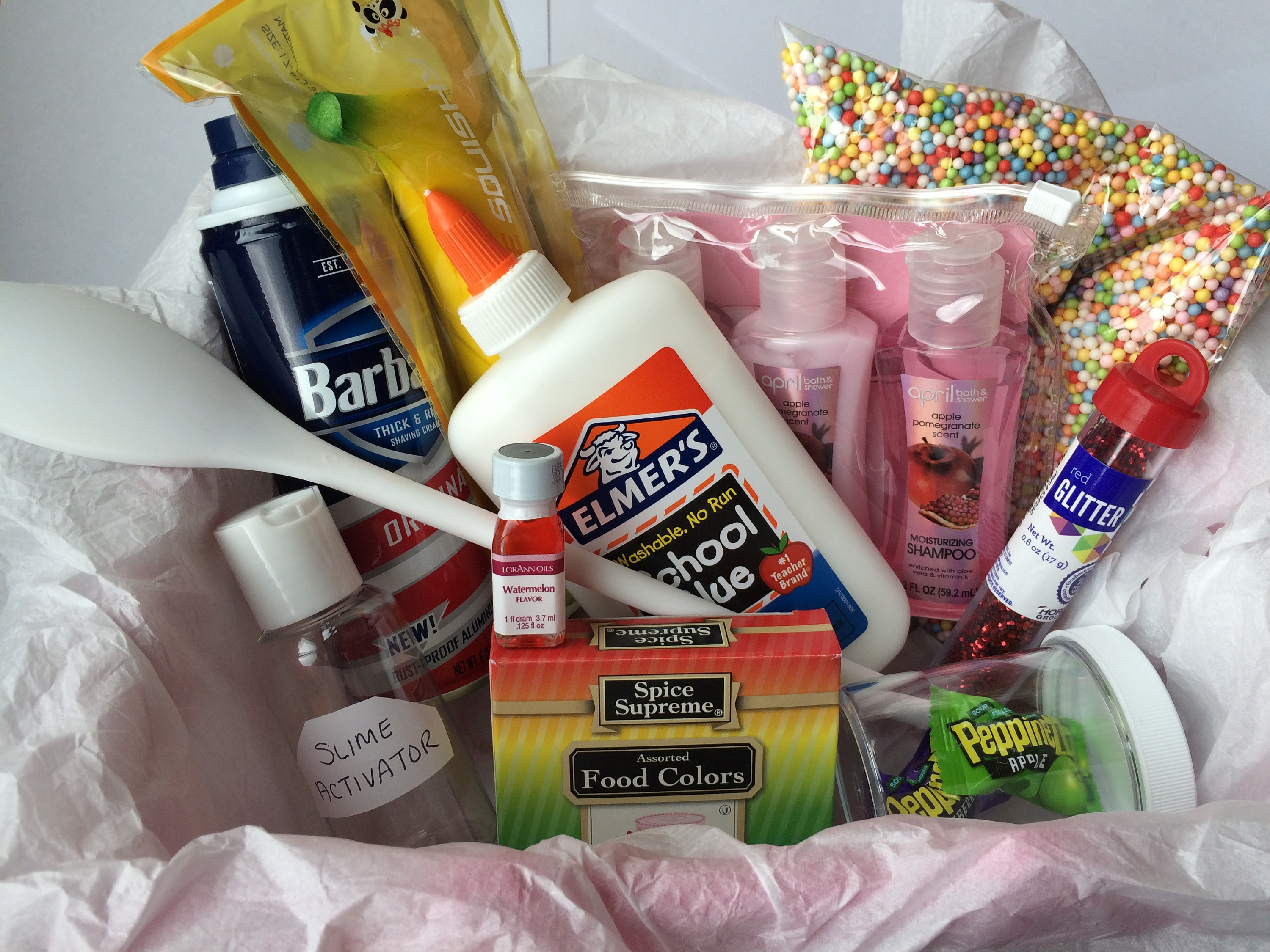 Best ideas about DIY Slime Kit . Save or Pin SALE DIY Floam Slime Kit from Funwithscentedslime on Etsy Now.