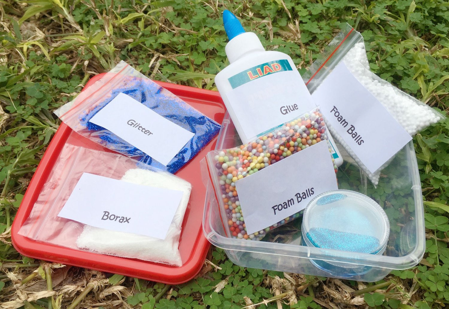 Best ideas about DIY Slime Kit . Save or Pin Slime Kit DIY slime kit Kids craft DIY kitGlue Kit Now.