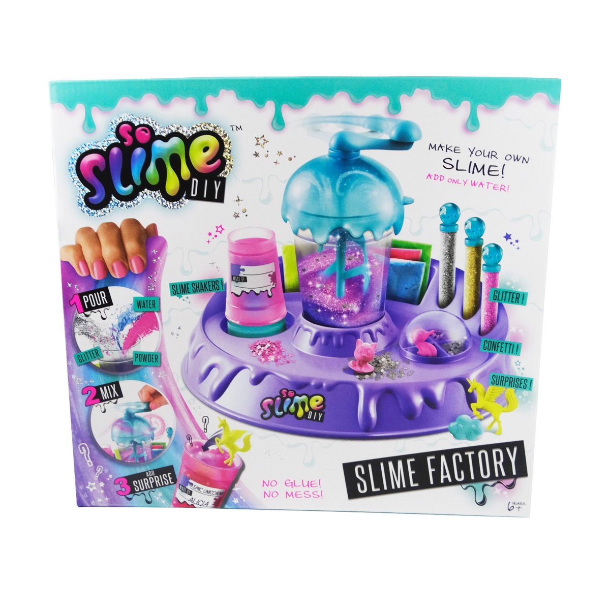 Best ideas about DIY Slime Kit . Save or Pin So Slime DIY Slime Factory Kit Now.